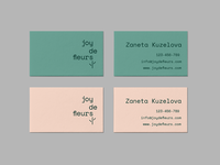 JDF Business card