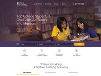 Concept for Frog Tutoring Web Site