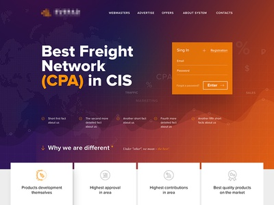Freight Network Homepage