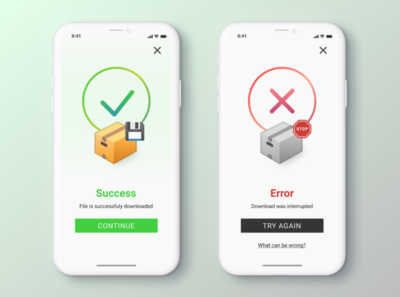 Flash Messages try again 011 error message success message flash messages flash message app app ui mobile app app design dailyui mobile ui dailyuichallenge daily ui daily 100 challenge