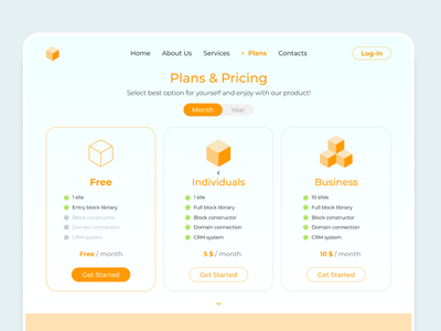 #030 DailyUI challenge - Pricing pricing plans pricing page pricing plan pricing design interface web ui dailyui dailyuichallenge daily ui daily 100 challenge