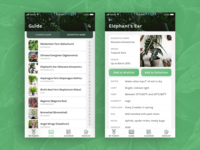 Plant Tracker: Guide
