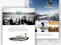 Supreme Boats Wake Surfing Championship