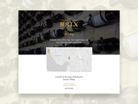 Brix Wine Café