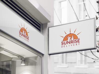 Sunrise Delivery Logo