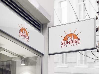 Sunrise Delivery Logo
