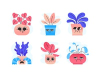 Plant Pals Stickers