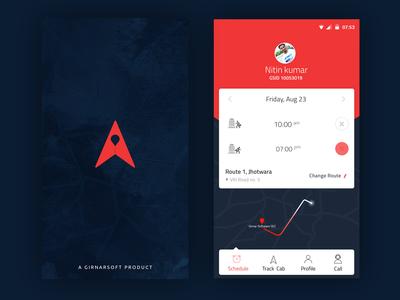 Cap Tracker Screen Ideas