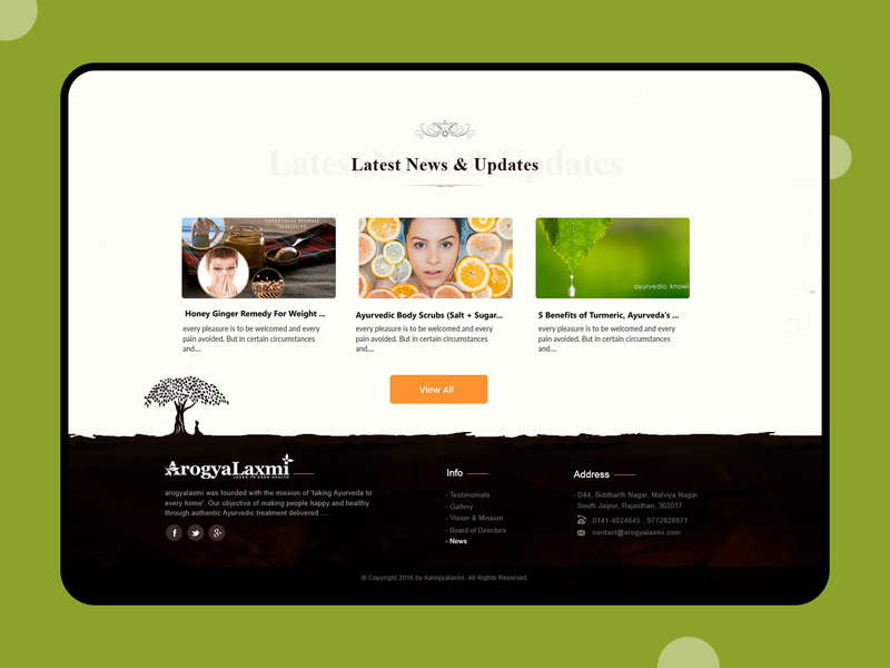 Footer Concept Design web illustration icon typography vector ui design