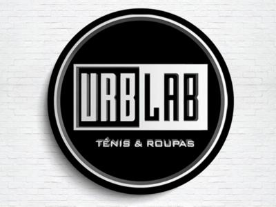 Urb.Lab Logo Identity design branding brand identity logo