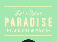 Let's Save Paradise