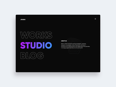 Studio Grid - Spectrum patterns colours spectrum studio design ui loader micro interaction aftereffects interaction animation