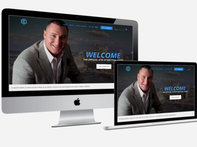 Website Design - brittoncosta.com