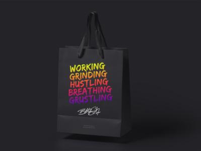 The Grustle Shop - Packaging Design