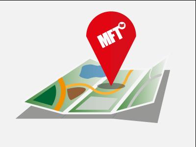 Map Illustration (Work in progress) illustration map simple vector