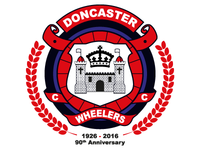 Doncaster Wheelers 90th Anniversary Logo Update