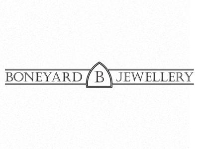 Boneyard Jewellery Logo logo design branding