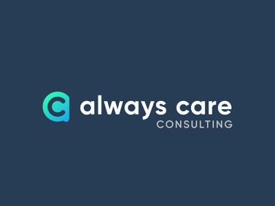 Always Care Consulting professional modern logo design branding logo design logodesign logo