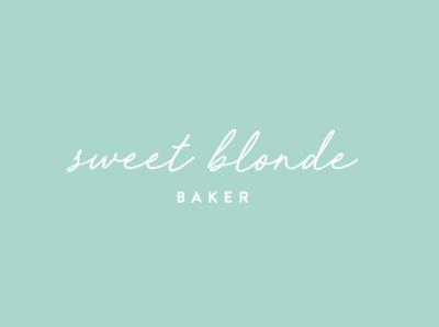 Sweet Blonde Baker baker logo