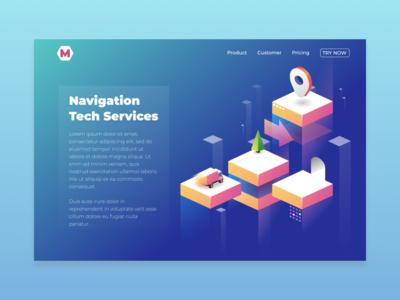 Navigation tech