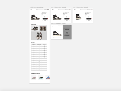 Daily UI 012_E-Commerce Shop
