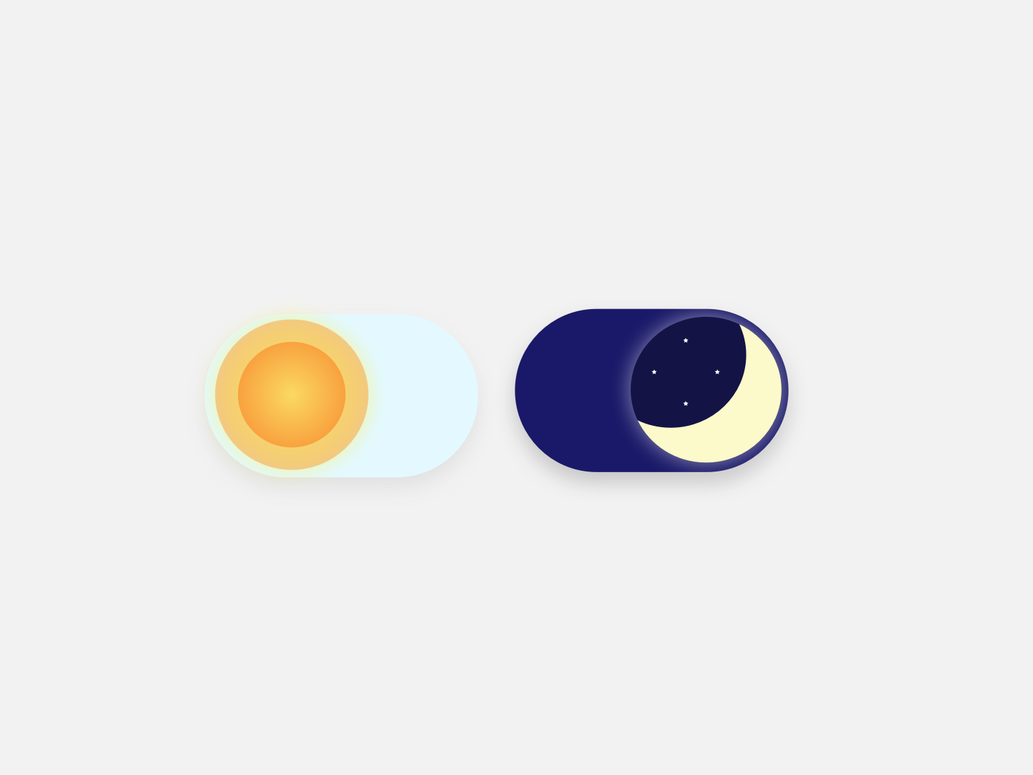 Daily UI 015_Switch Button icon illustration app ux design ui