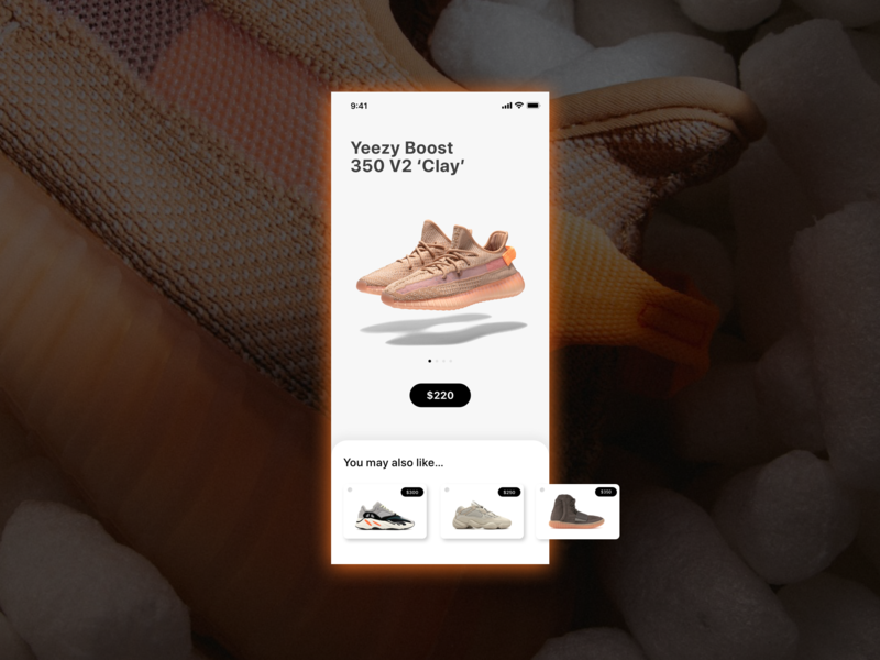 Daily UI 030_Pricing sneakers pricing page app ux design ui