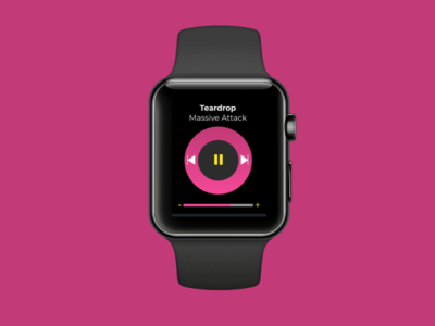 Apple Watch Media Player
