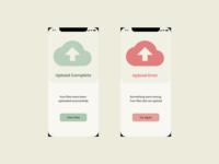 Mobile Flash Messages