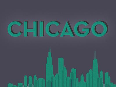 Chicago signage chicago