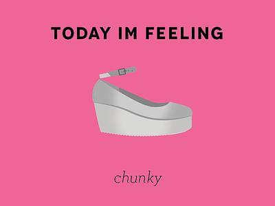 Chunky shoes chunky fashion novecento neutraface neutraface slab