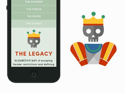 Queen Elizabeth I Mock