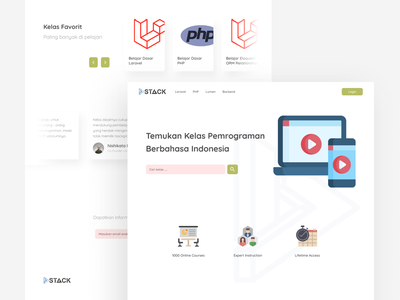 idstack.net - Design Concept website design website web desktop design desktop ux ui designs design app