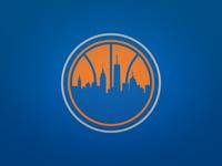 New York Knicks Alternate Logo