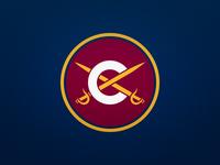 Cleveland Cavaliers Alternate Logo