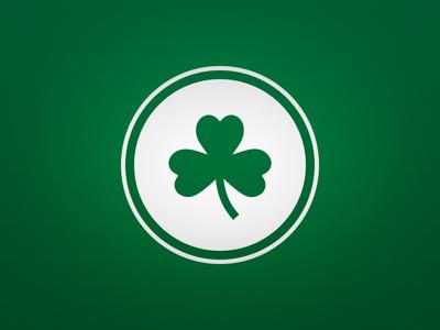 boston celtics alternate logo by derek mack dribbble nba 2k logo font nba finals logo font