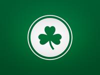 Boston Celtics Alternate Logo