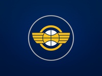 Indiana Pacers Alternate Logo
