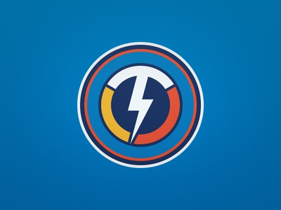 Oklahoma City Thunder Alternate Logo