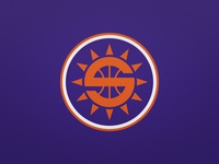Phoenix Suns Alternate Logo