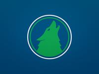 Minnesota Timberwolves Alternate Logo