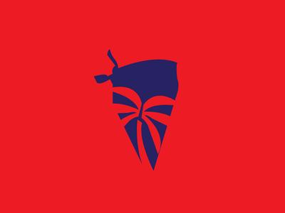 gangsta s paradise logo by robert bratcher dribbble