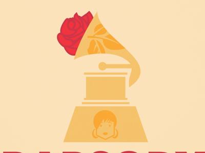 Congrats, Rapsody! rose illustration award grammy rapper hip hop rapsody