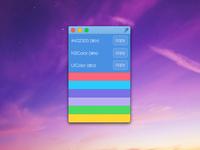 Colors - elegant color picker