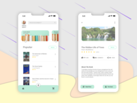 Book Store Application for IOS