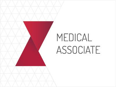 Medical Associate Name Card