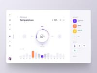 Temperature Ux Design