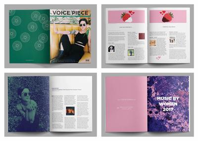 Voice Piece: Feminist Music Magazine