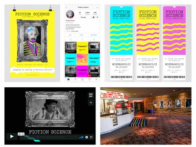 Fiction Science: Film Festival Branding