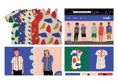 Wink: Streetwear Branding